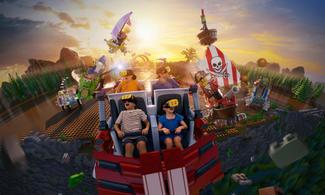【Fun ‧ 紛樂園】LEGOLAND Malaysia │新加坡自由行套票3-31天