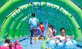 【台場期間限定Water Park 】東京自由行套票3-31天 (包早場時段入場門票) (包免費全程pocket wifi租借服務)