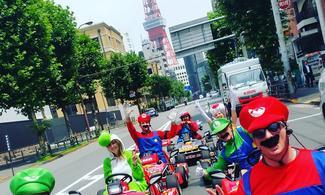 【Mari-Car x 2小時街頭駕駛體驗】東京自由行套票 3-31天(包免費全程pocket wifi租借服務)