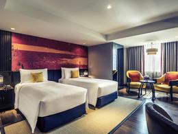 【4星級酒店精選: Mercure Bangkok Sukhumvit 11 】曼谷自由行套票3-31天