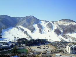 【滑雪。芝山冬季滑雪埸】首爾自由行套票3-31天