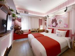【熊大迷必住 Golden Tulip M Seoul Hotel】首爾自由行套票3-31天