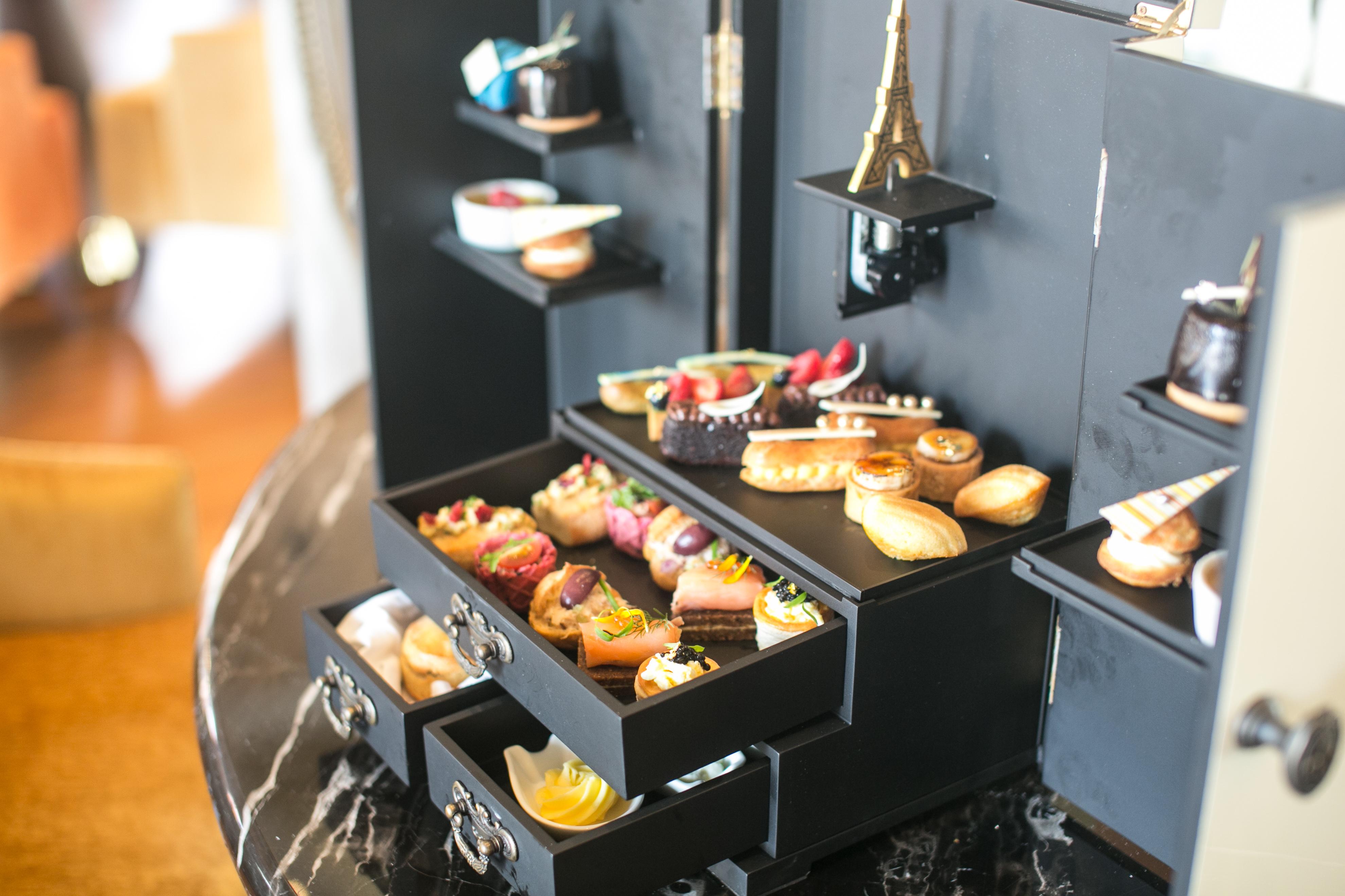 【潮 ‧ 食】來一頓法式悠閒!│包五星級Sofitel Sentosa @ Le Bar法式下午茶2人套餐│新加坡自由行套票3-31天