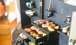 【奢華享受:Afternoon Tea @ Le Bar】新加坡自由行套票3-31天 (包五星級Sofitel Sentosa 法式下午茶2人套餐)