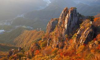 【賞楓之旅】首爾自由行套票3-31天 (包大芚山公園+採摘露水蘋果一天團)