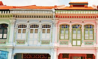 【文化體驗】新加坡自由行套票3-31天 (包峇峇娘惹文化體驗半天遊 )(逢星期二, 五出發)