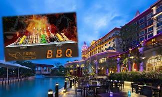 【長隆馬戲酒店+戶外BBQ晚餐】《金光飛航》珠海自由行套票2天~『來回澳門氹仔碼頭 』