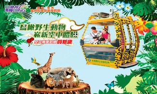 【農曆新年】長隆酒店+家庭單園遊.3人同行│中旅巴士│番禺自由行套票2-4天