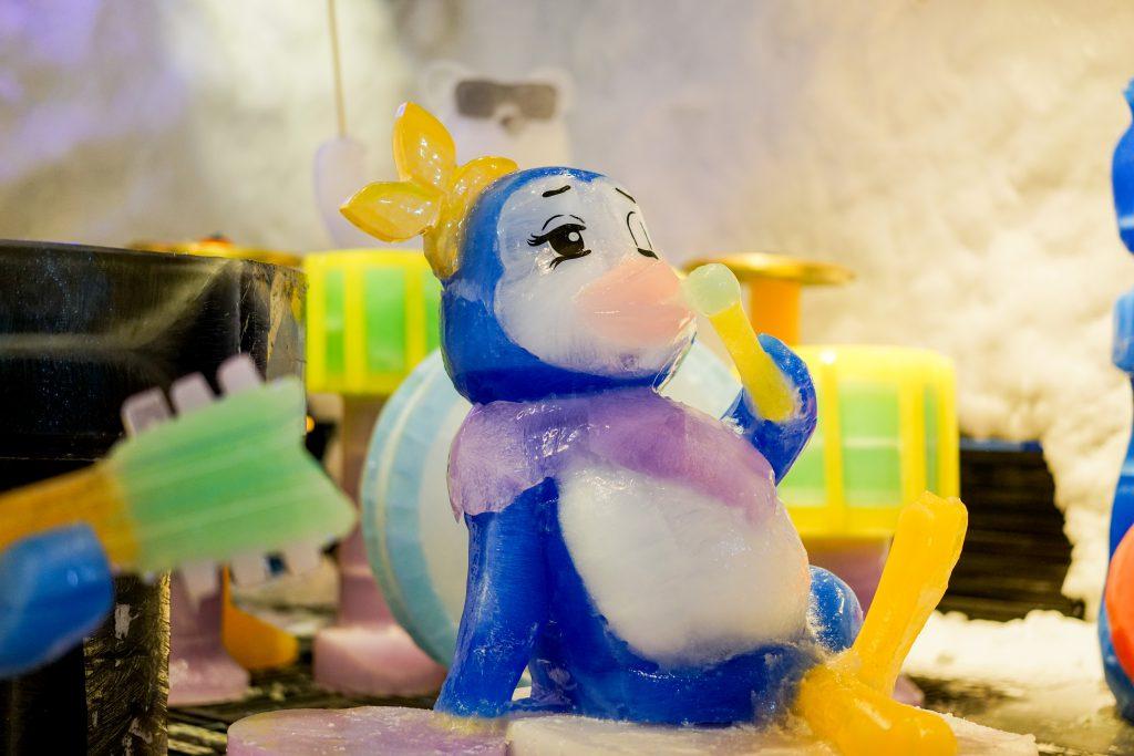 【FREEZING ISLAND冰雪樂園】零下冰凍體驗│首爾自由行套票3-31天