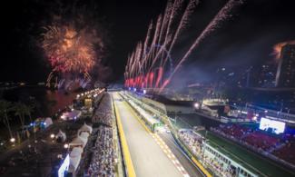 【暢遊 x 運動】2018新加坡F1®大獎賽│包3天門票連機場至酒店單程專車接送│新加坡自由行套票5天