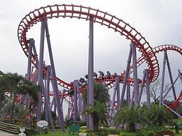 【Fun‧紛樂園】暹羅水世界樂園 │包入場門票連泰式自助午餐│ 曼谷自由行套票3-31天