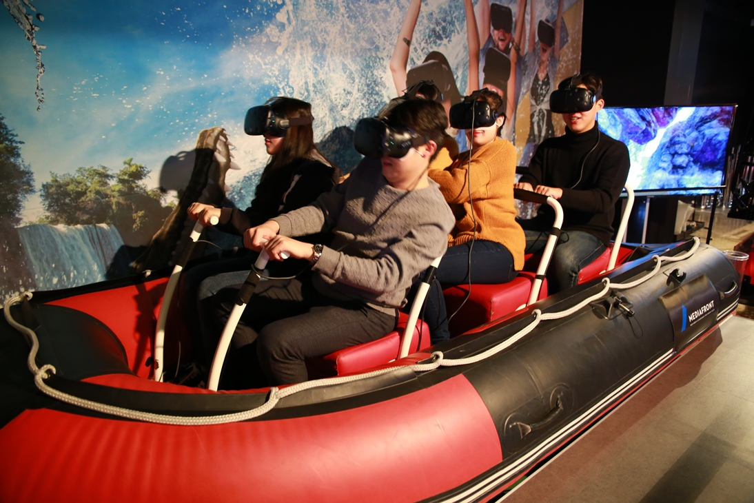 【新體驗】真實感爆燈!VR任玩4個鐘 - HIT VR 虛擬實境體驗館 │首爾自由行套票3-31天