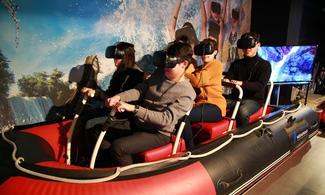 【新體驗】包全新開幕HIT VR 虛擬實境體驗館2號店任玩4小時門票 │首爾自由行套票3-31天