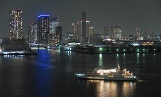 【錫錫媽咪】東京灣觀光船及晚餐│包pocket wifi租借服務│東京自由行套票 3-31天