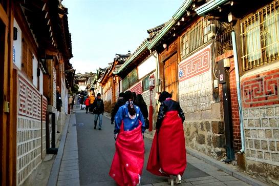 【韓服體驗】漫步首爾│首爾自由行套票3-31天