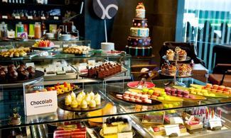 【錫錫媽咪】│包於So Sofitel Bangkok - Chocolab 享用甜品自助餐 │曼谷自由行套票3-31天