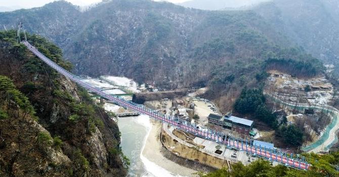 【地道遊】驚心動魄行吊橋 │首爾自由行套票3-31天