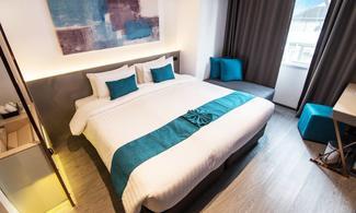 【新體驗】2017年11月全新開幕酒店│Haven't Met Silom Hotel| 曼谷自由行套票3-31天