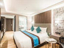 【新體驗】曼谷全新開幕酒店 | Citrus Suites Sukhumvit 6 | 送成人BTS Rabbit Card| 推廣碼「GP571」減$100 | 曼谷自由行套票3-31天