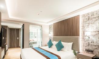 【暑假激筍】曼谷全新酒店 - Citrus Suites Sukhumvit 6 | 30/6 前憑推廣碼「GP252」勁減$200| 送8日4G 上網電話數據卡 | 曼谷自由行套票3-31天