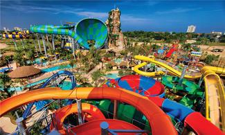 【炎夏玩水】無限次進入華欣 Vana Nava 叢林水上樂園 | 入住全新Holiday Inn Resort | 華欣自由行套票3-31天