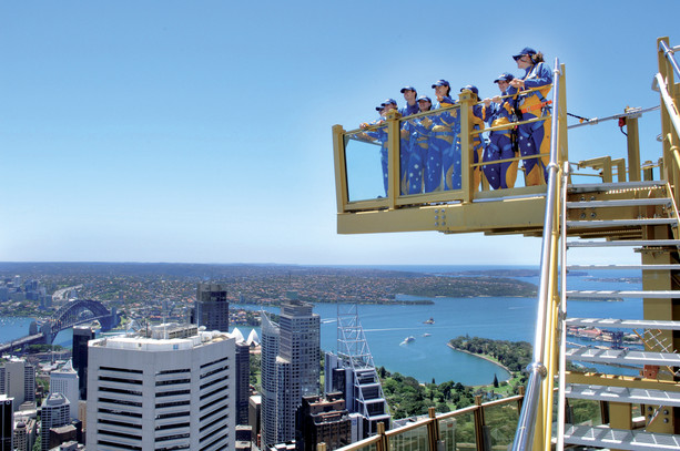 【SYDNEY TOWER EYE 】悉尼最高的建築物| 悉尼自由行套票4-31天