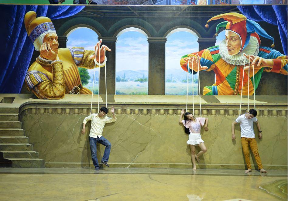 【曼谷3D美術館】真嘅?假嘅?好亂呀!|曼谷自由行套票3-31天