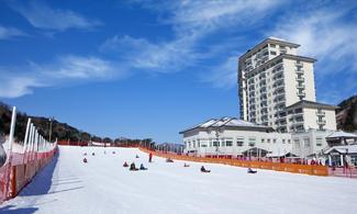 【Elysian滑雪場】滑雪BB班│首爾/江原道自由行套票3-31天