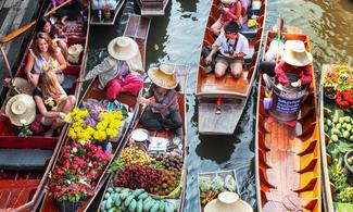 【地道遊】曼谷必玩必去景點一網打盡!|曼谷經典一日遊| 曼谷自由行套票3-31天
