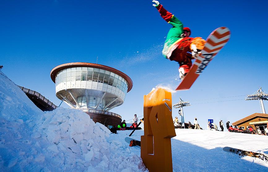 【滑得喜】滑雪好時光 - High 1 Resort│首爾/江原道自由行套票3-31天