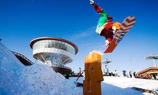 【HIGH 1 RESORT】滑雪好時光│首爾/江原道自由行套票3-31天