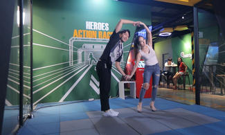 【Fun ‧ 紛樂園】任玩90分鐘VR運動新體驗│首爾自由行套票3-31天