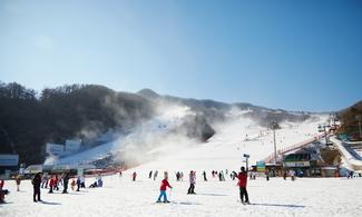 【滑得喜】首爾附近最大滑雪場 - Konjiam Resort │首爾/京畿道自由行套票3-31天