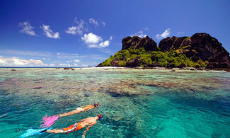【地道遊】Finding Nemo 一齊搵毛仔!│瑪娜島浮潛慢活一日遊│斐濟自由行套票5-31天