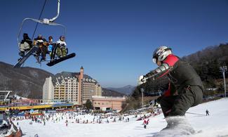 【滑得喜】新手齊滑雪 - 首爾近郊滑雪體驗 (陽智或芝山滑雪場)│首爾自由行套票3-31天
