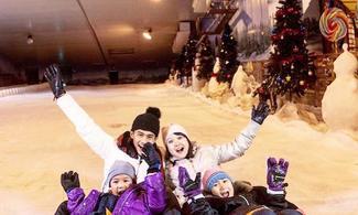 【冰雪世界】來去新加坡玩雪!│新加坡雪城 │新加坡自由行套票3-31天