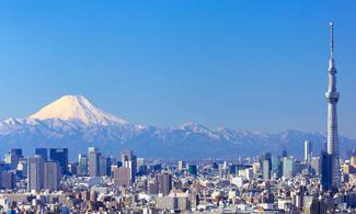 東京+箱根【雙城遊】自由行套票6天 (包免費pocket wifi租借服務)